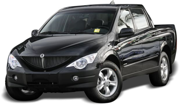 ssangyong actyon sports 2010 price specs carsguide. Black Bedroom Furniture Sets. Home Design Ideas