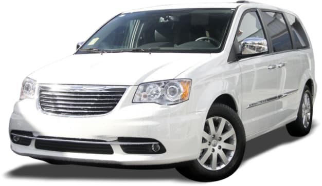2011 chrysler town and country limited specs