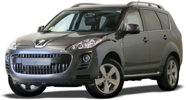 peugeot 4007 2011 price & specs | carsguide