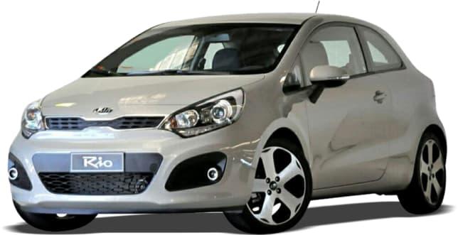 2012 Kia Rio Pricing And Specs