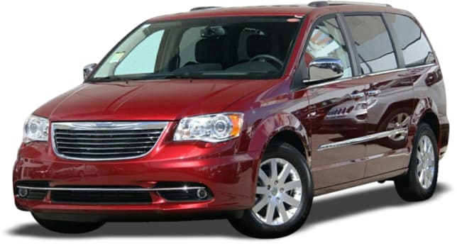 chrysler town and country 2013 towing capacity