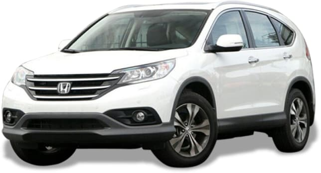 Perfect 2013 Honda CR V