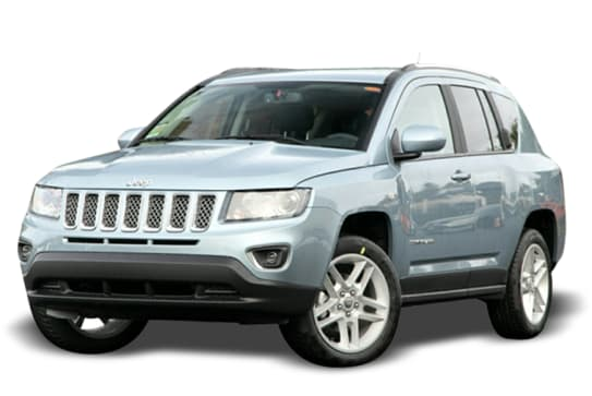 2013 Jeep Compass Pricing And Specs
