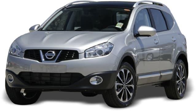 Nissan dualis ti