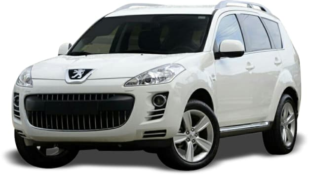 2013 Peugeot 4007 Pricing and Specs