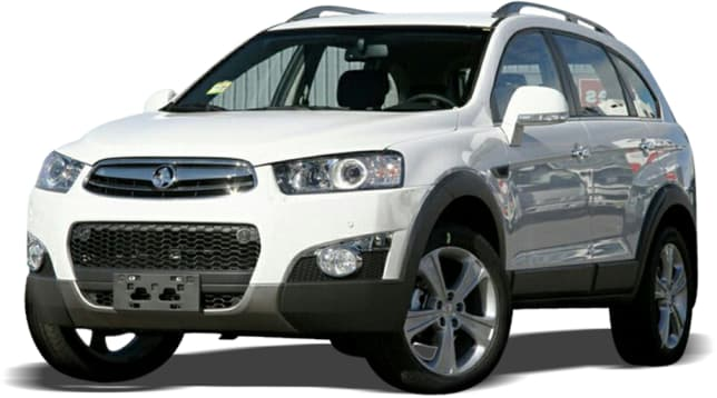 Holden Captiva 2014 Price  U0026 Specs