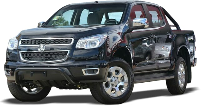 2014 Holden Colorado Pricing And Specs