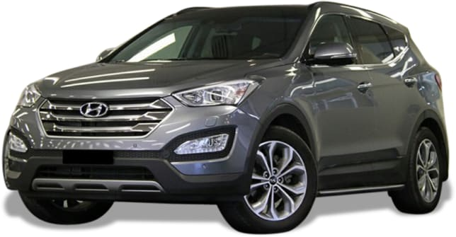 Beautiful 2014 Hyundai Santa Fe