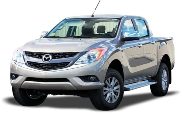 Mazda bt 50 2014
