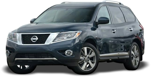 2014 Nissan Pathfinder Pricing And Specs