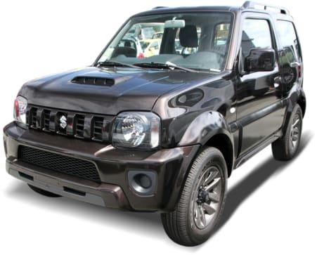 Suzuki jimny specifications