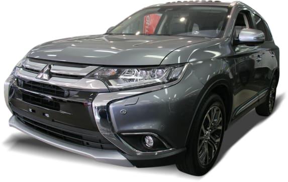 Mitsubishi outlander price