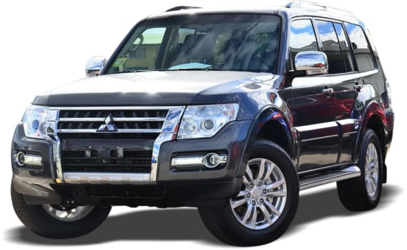Mitsubishi pajero 2016 price
