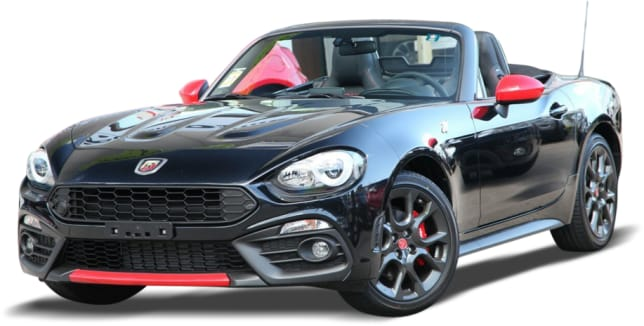 abarth 124 spider launch edition 2017 price & specs | carsguide