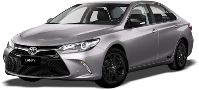 2017 camry dimensions