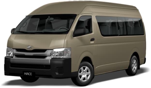 1c791bfba9 Toyota HiAce Commuter (12 Seats) 2017 Price   Specs