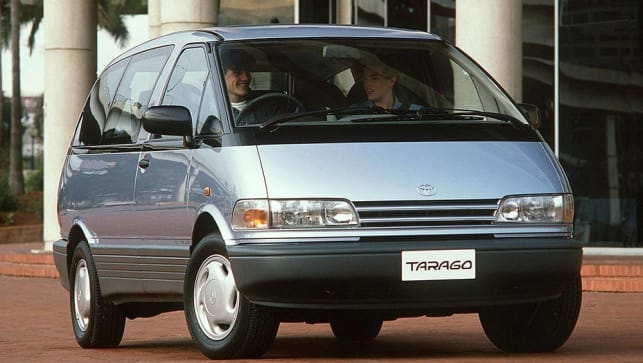Used Toyota Tarago Review 1990 2015