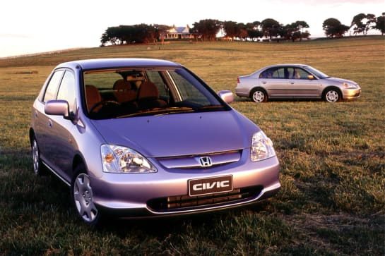 Marvelous Used Honda Civic Review: 2000 2006