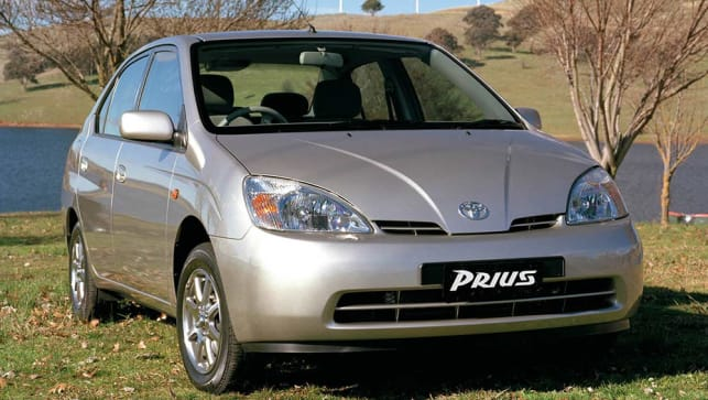 Used Toyota Prius Review: 2003 2015