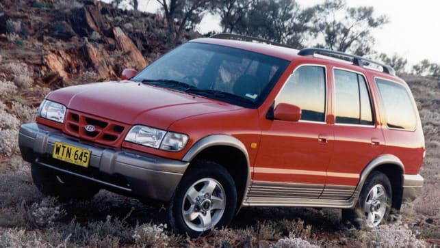 Used Kia Sportage Review: 1996 2016