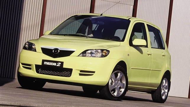 Used Mazda 2 Review: 2002 2016