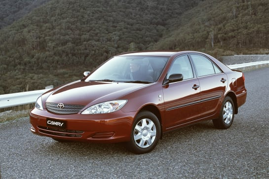 Great Used Toyota Camry Review: 2002 2006