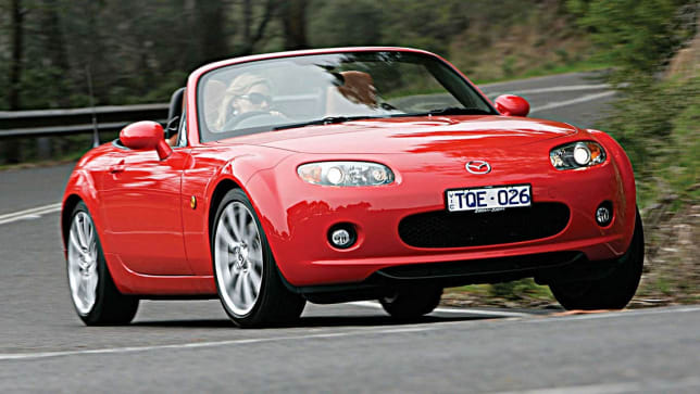 Used Mazda MX 5 Review: 1989 2014