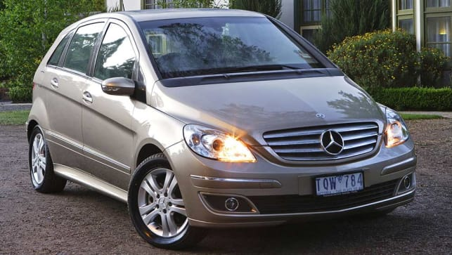 2006 mercedes benz b200 reviews carsguide. Black Bedroom Furniture Sets. Home Design Ideas
