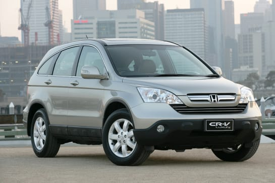 Used Honda CR V Review: 2007 2012