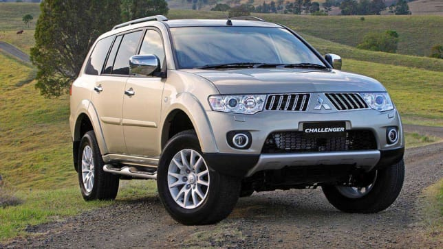 2002 Mitsubishi Challenger Reviews Carsguide