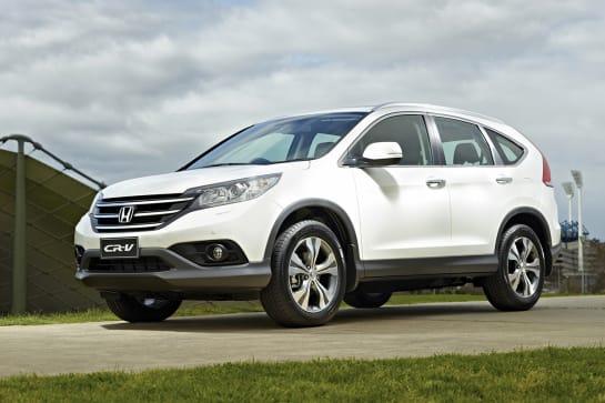 Used Honda CR V Review: 2012 2017