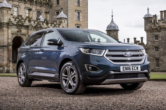 Ford Everest Minor Change >> Ford SUV | CarsGuide