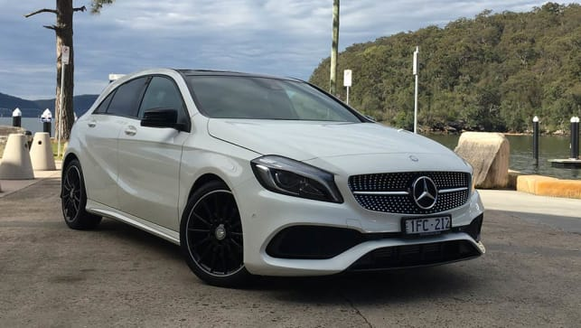 2016 Mercedes Benz A Class Reviews Carsguide