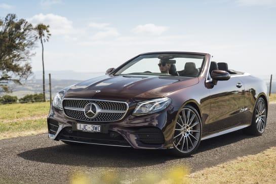 2017 Mercedes Benz E Class Reviews Carsguide