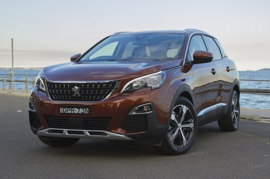 Peugeot Suv Carsguide