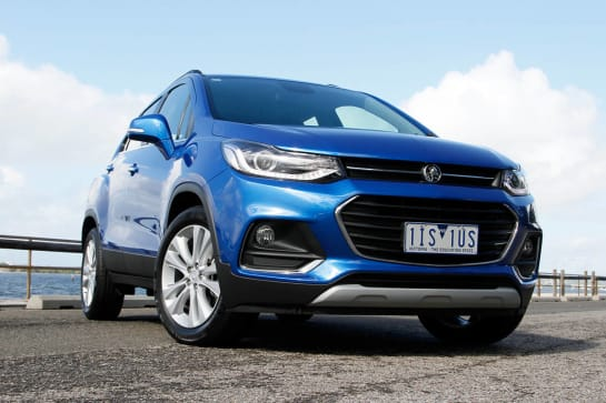 Holden Trax Reviews | CarsGuide