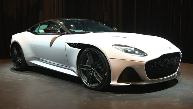 Aston Martin Car Reviews CarsGuide - How much is aston martin