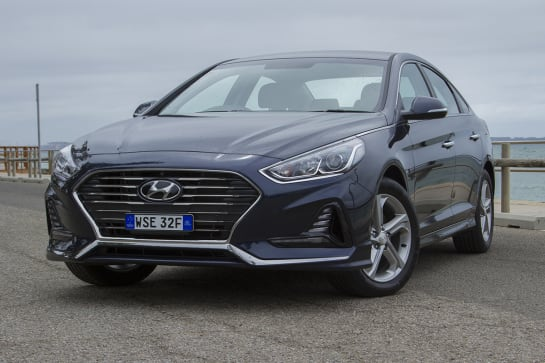Hyundai Sonata Active 2018 Review