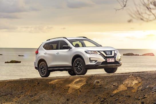 Nissan suv reviews