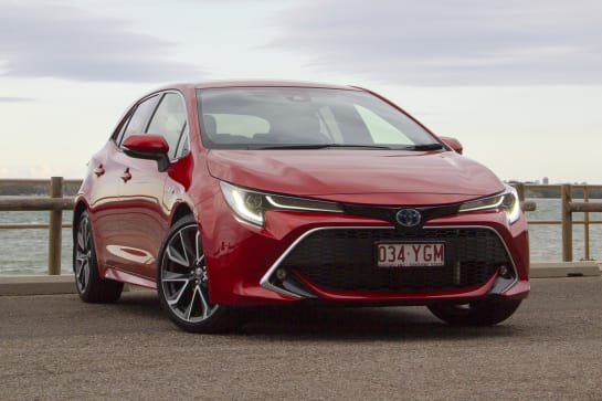 2019 Toyota Corolla Reviews Carsguide