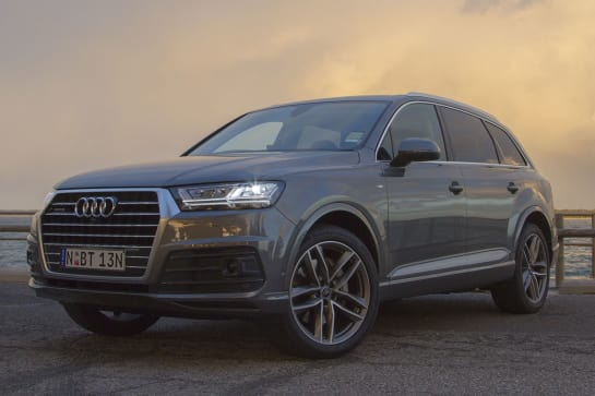 Audi Q Reviews CarsGuide - Audi q7 reviews