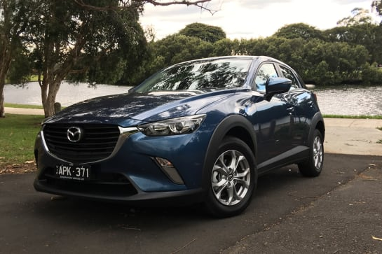 2018 mazda cx 3 reviews carsguide. Black Bedroom Furniture Sets. Home Design Ideas