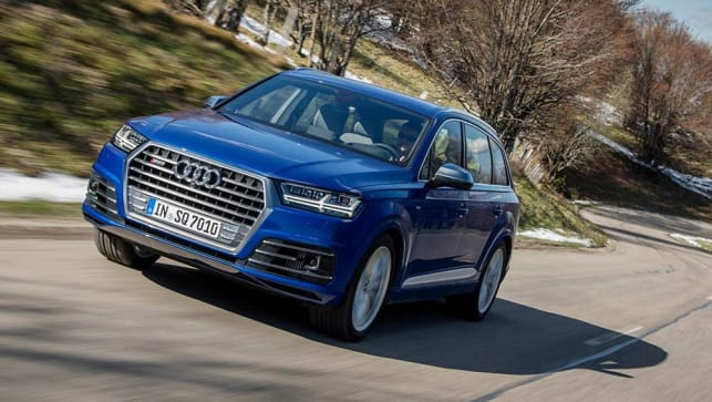 2016 Audi Sq7 Review First Drive Carsguide