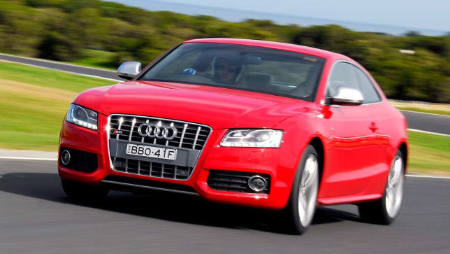 2008 Audi S5 Reviews Carsguide