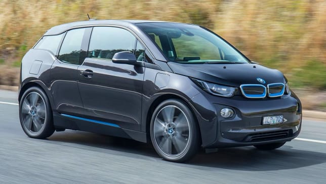 Bmw I3 Hatchback 2014 Review Carsguide