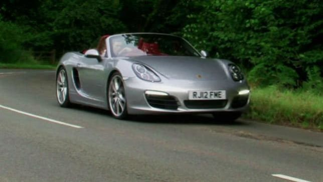porsche boxster reviews carsguide. Black Bedroom Furniture Sets. Home Design Ideas