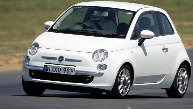 fiat 500 hatch used review 2008 2010 carsguide. Black Bedroom Furniture Sets. Home Design Ideas