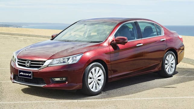 Wonderful Used Honda Accord And Accord Euro Review: 2003 2015