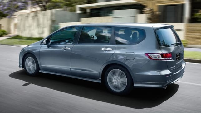 Nice Used Honda Odyssey Review: 2009 2013