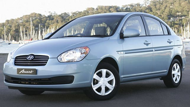 hyundai accent used review 2000 2015 carsguide. Black Bedroom Furniture Sets. Home Design Ideas